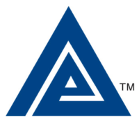 Triangle-logo-art-blue