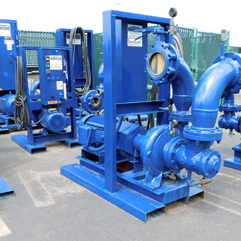 Chilled-Water-Pumps