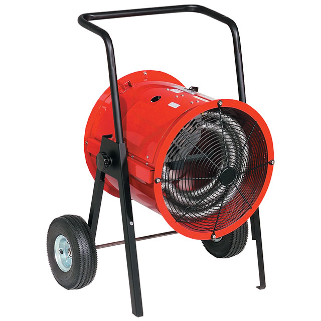 DRA-heater