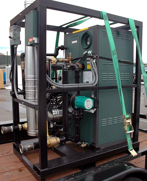Raypak-Modulating-Boiler